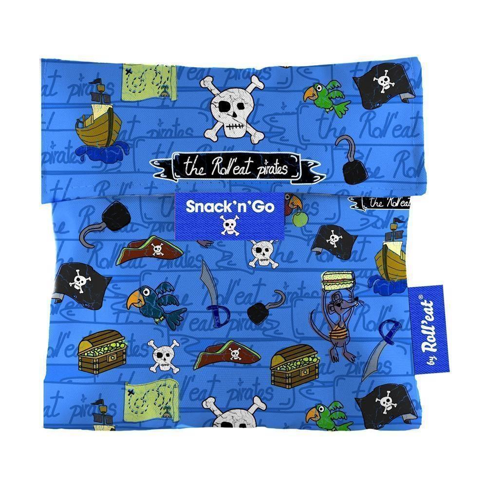 Snack n Go Pirates - Γαλάζιο