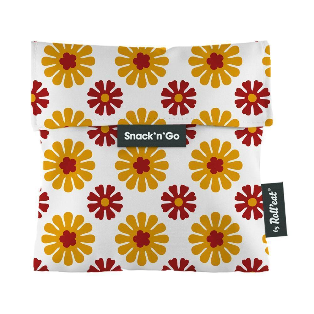 Snack n Go Tiles - Flowers