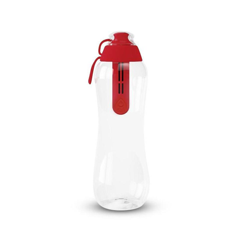 Dafi filter bottle Kόκκινο 500ml