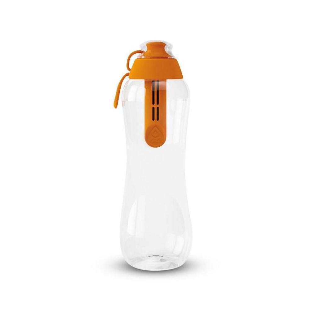 Dafi filter bottle Πορτοκαλί 500ml