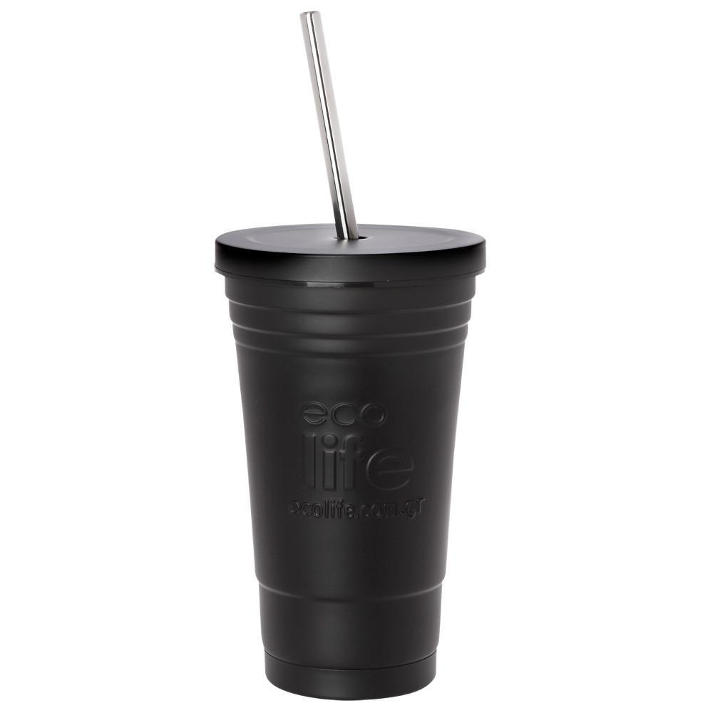 Thermos Cup 480ml - Black