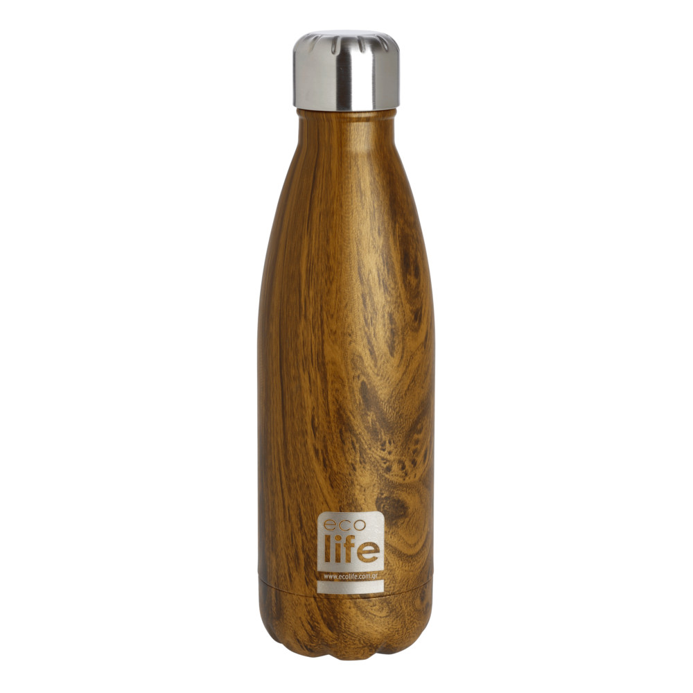 Wood Thermos 500ml